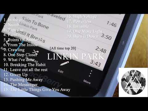 BEST OF LINKIN PARK 2018   TRIBUTE TO CHESTER  