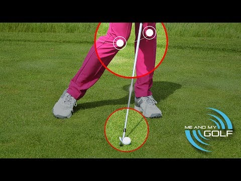 HOW TO HIT BALL THEN TURF WITH YOUR IRONS Mp3