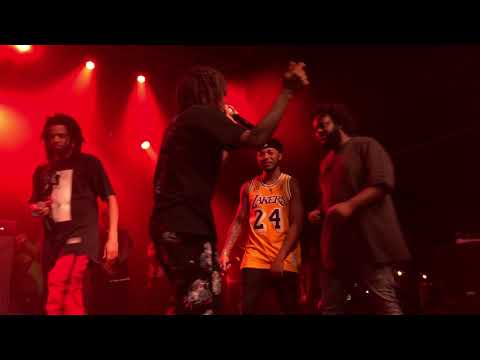 15 – UNRELEASED Revenge of the Dreamers III SONG – J.I.D & Bas (Over Time: Dreamville NC 2/17/19)