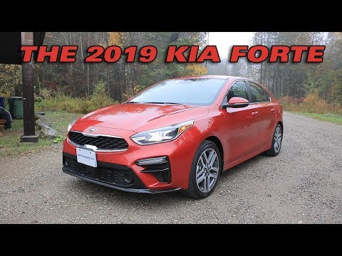 The  Kia Forte - Motoring TV