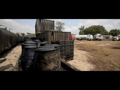 Harzardous Waste Management  - Used Oil