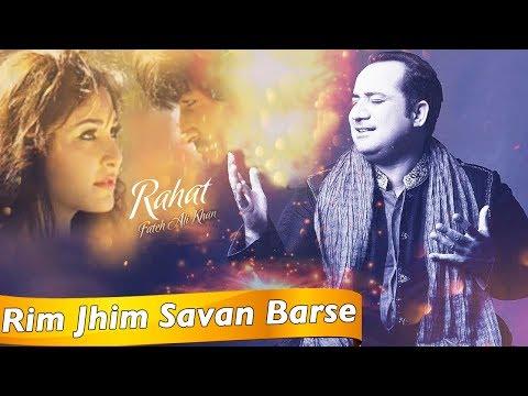 Rahat Fateh Ali Khan - Rim Jhim Savan Barse  | Unplugged Valentine's Day Special