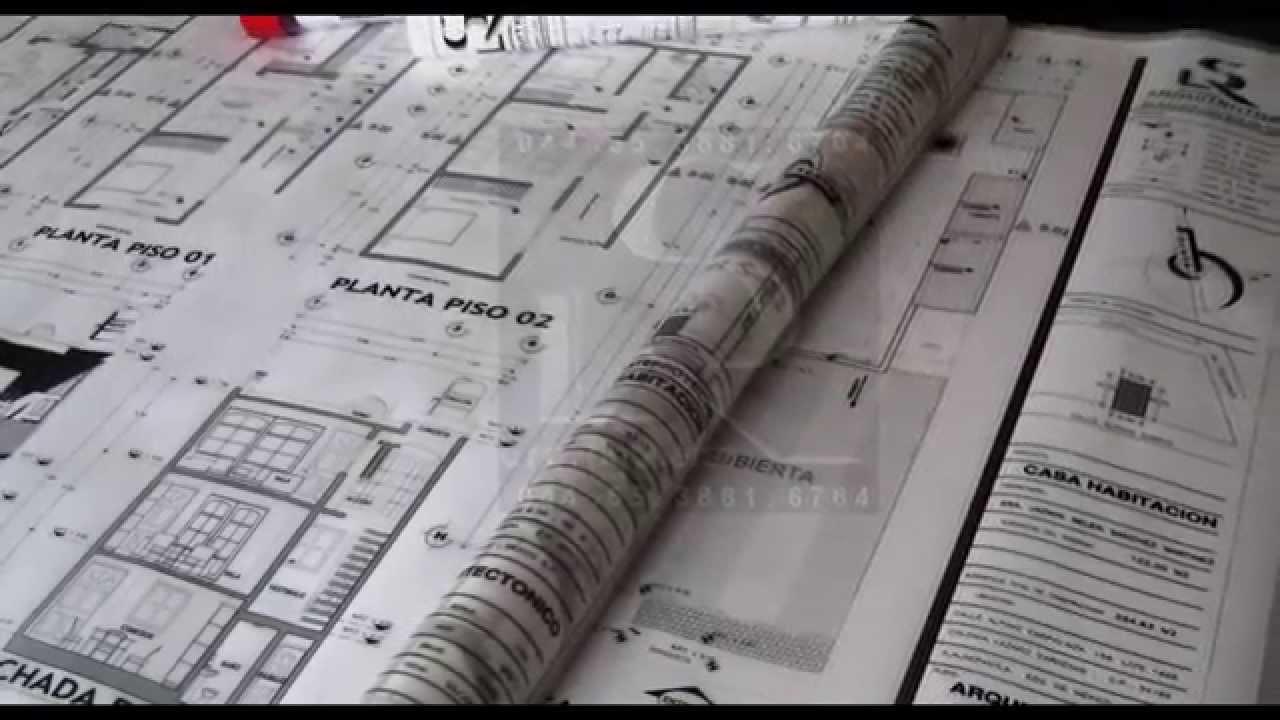 Planos arquitect nicos de casa habitacion youtube for Planos arquitectonicos de casa habitacion