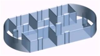 Visio 2013 Office Floor Plan Template