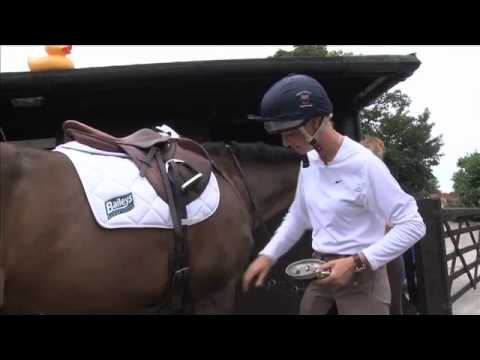 Horse & Country TV - Sharon Hunt - How to Prepare your Horse for Cross Country