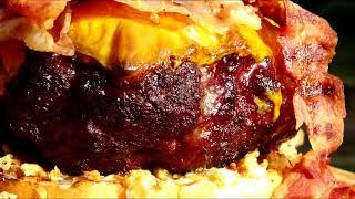 Smokehouse Burger -KuchniaKwasiora