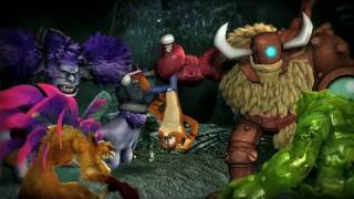 Crash: Mind Over Mutant Nintendo Wii Trailer - New Powers