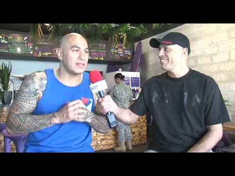 Sports Speak: Royce Gracie and BrandonVera