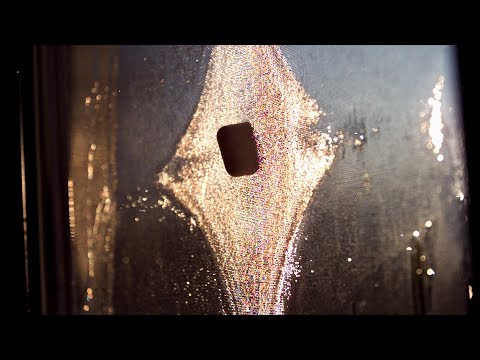 Mesmerizing Shockwaves in Your Window Screen (18,000FPS) - Beyond Slow Motion