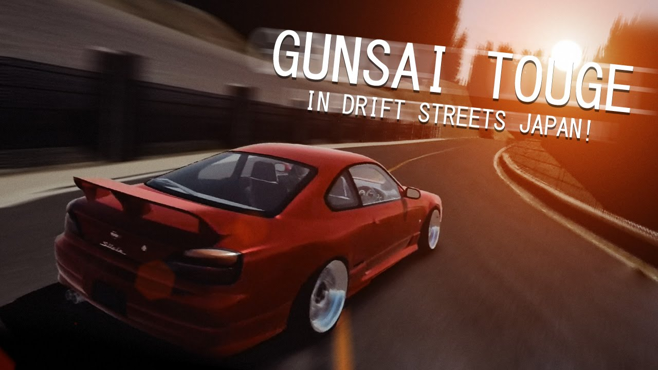 Drift Streets Japan Mod Gunsai Touge Nissan Silvia