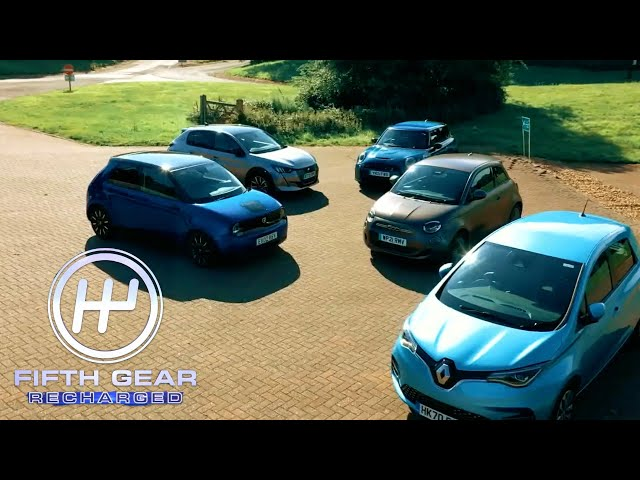 WE'RE BACK! New 2021 Series Trailer | Fifth Gear Recharged