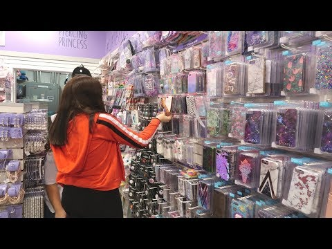 IPhone Case Shopping Challenge + UNBOXING