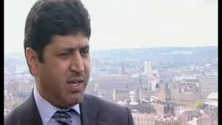 Mohammed Iqbal, Ahmadiyya Muslim Bradford, on 10th Anniversary of 9/11
