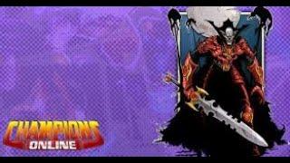 champions online : enfrentando el apocalipsis parte 3 vladic dracul