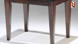 Kenya End Table 810-02 By Fairmont Designs