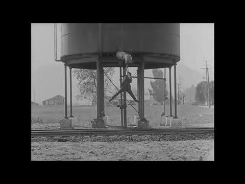 """Download Buster Keaton Breaks His Neck in """"Sherlock, Jr."""" (1924)"""
