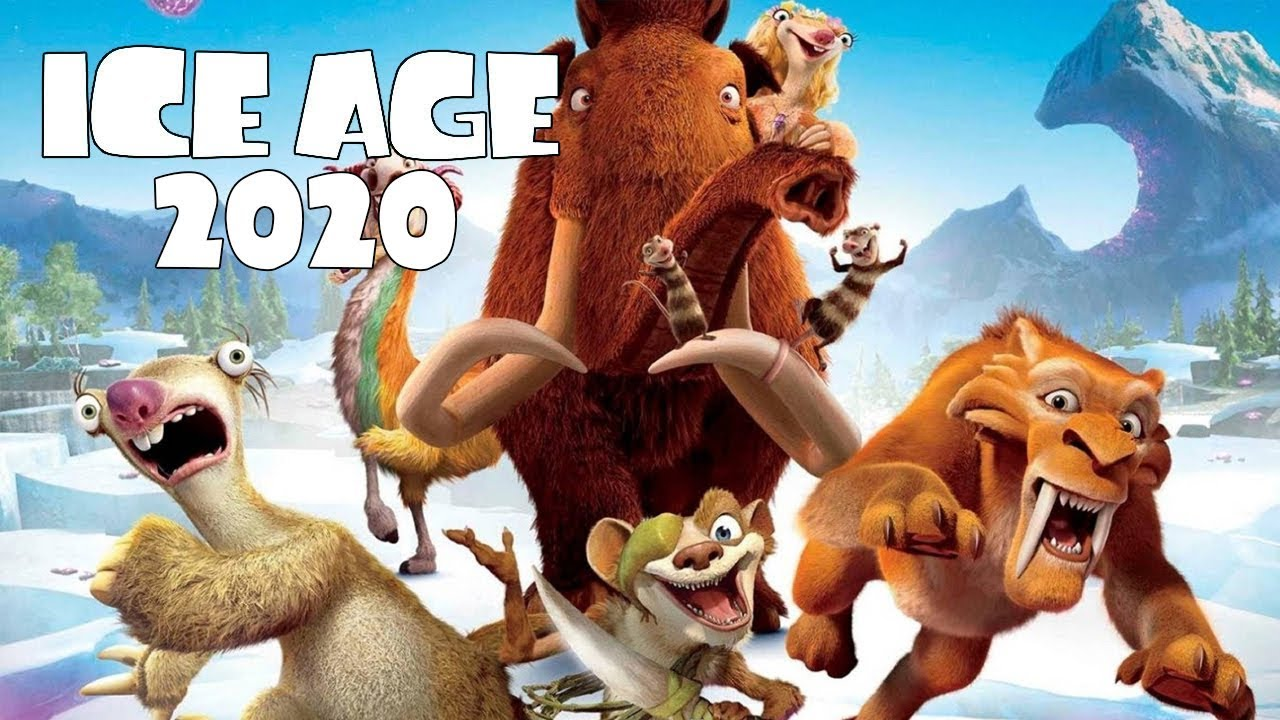 Download ICE AGE (1) 2020 FULL MOVIE in English - Cartoon Disney Movies 2020 HD