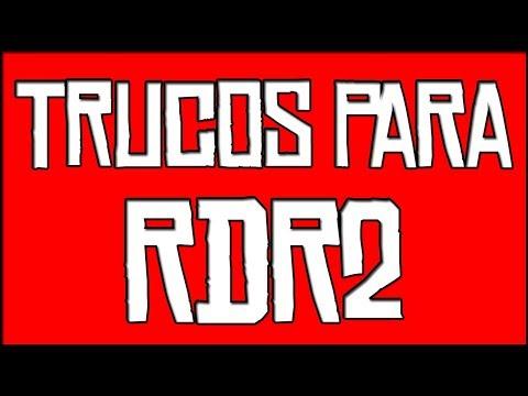 RDR2: TRUCOS PARA RED DEAD REDEMPTION 2 | PS4 & XBOX ONE | 37/37 | ACTIVANDO TODOS LOS TRUCOS!