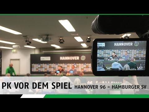 PK vorm Spiel | Hannover 96 - Hamburger SV