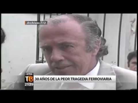 Accidente de Queronque - Región de Valparaíso, Chile (17/Feb/1986) HD