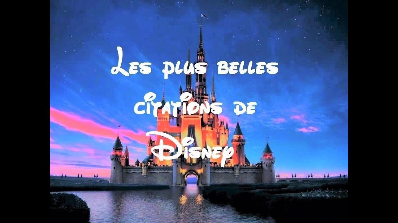 Les Plus Belles Citations Des Films Disney