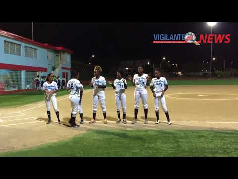 Softball na Buena Vista