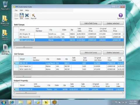 bpo automation suite pro software youtube