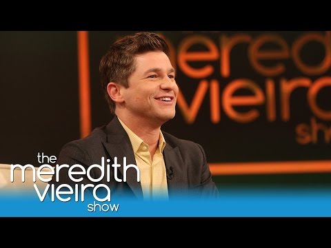 David Burtka on his Wedding Drama!  The Meredith Vieira