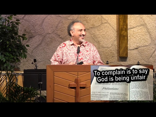 Why We Complain – Philippians 2:12-16