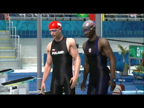 Beijing 2008 | PS3 | World and Olympic Record