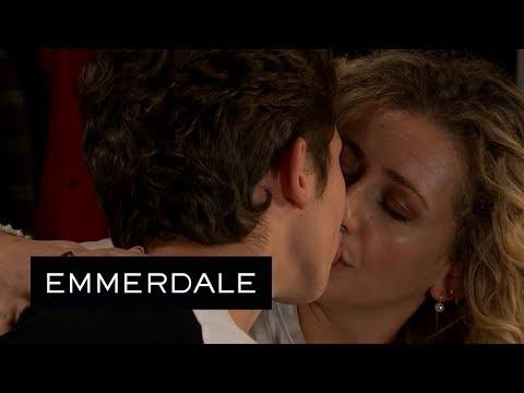 Emmerdale - Jacob Tries to Seduce Maya