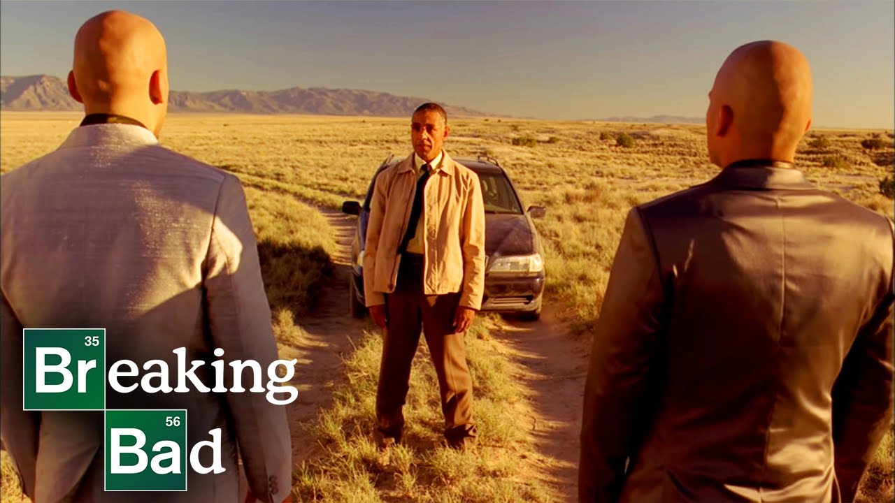 Download A Tense Discussion With The Cousins   Sunset   Breaking Bad