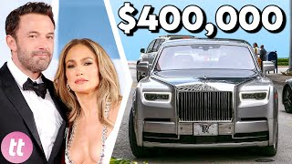Download Ben Affleck Won J-Lo Over With Extravagant Gifts