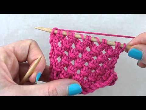 Simple Stylish Stricken-Tutorial: Musterbibliothek 57: Netzmuster