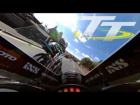 Isle of Man TT 2017 | Superstock Race | Full Gas down Bray Hill!