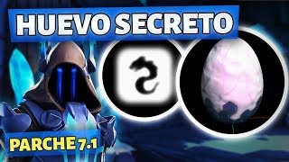 Mystery: Dragon's Secret Egg In Patch 7.1 - Fortnite Season 7 Theories