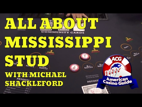 Mississippi Stud: How To Play And Win With Gambling Expert Michael