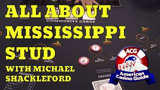 "Mississippi Stud: How to Play and win with Gambling Expert Michael ""Wizard of Odds"" Shackleford"