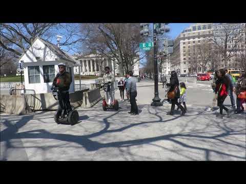 Washington DC merry go round