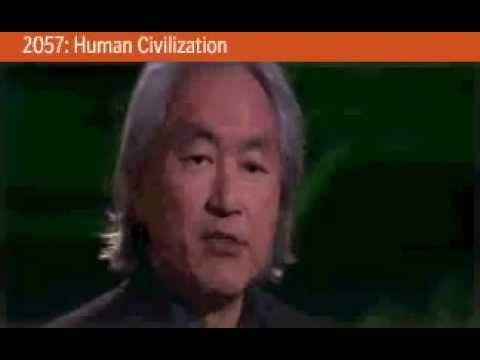 "Michio Kaku: ""If you are against world government you are a terrorist"""