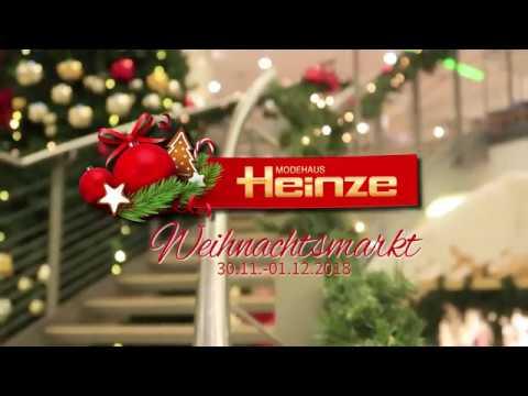 Weihnachtsmarkt Frankenberg.Weihnachtsmarkt 2018 Beim Modehaus Heinze In Frankenberg