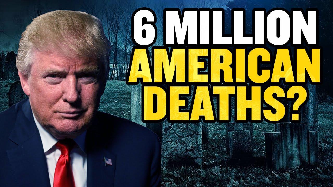 Trump Wants Millions of Americans Dead | MSNBC Coronavirus Math
