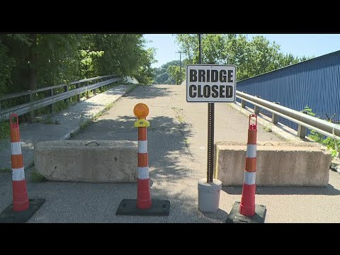 Some E. Liverpool residents worry about safety with bridge closure
