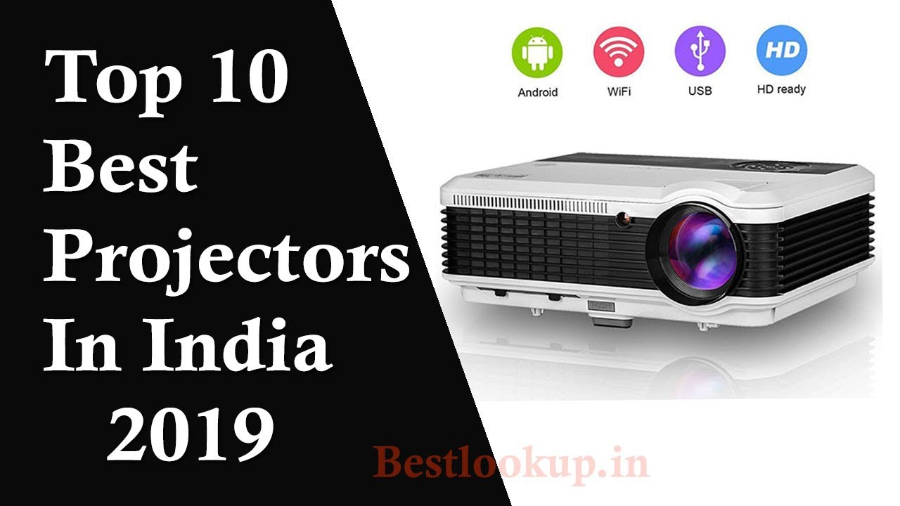 Best Projectors In India 2019 |