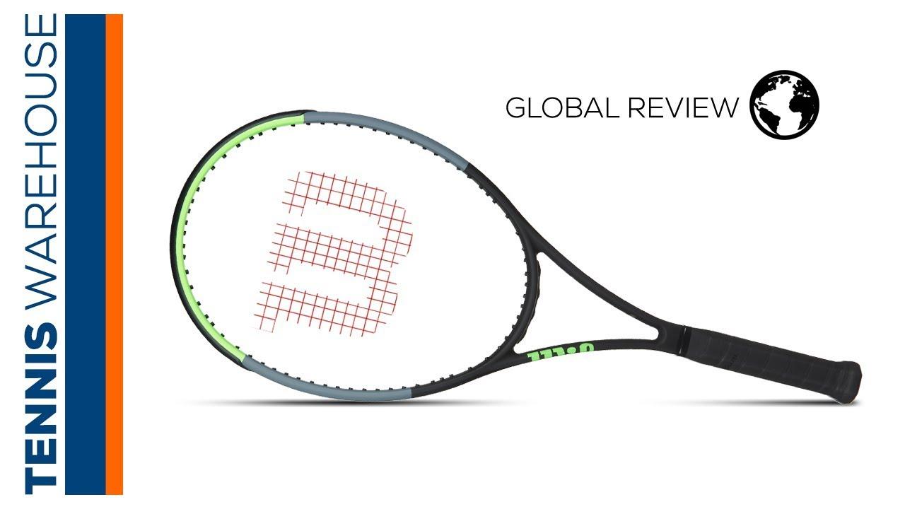 Wilson Blade 98 16x19 (v 7) GLOBAL Tennis Racquet Review 🌍