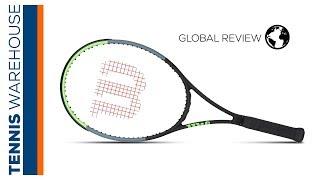 Wilson Blade 98 16x19 (v.7) GLOBAL Tennis Racquet Review