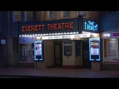 Everett Theater Dead Poets 25th Anniversary Trailer