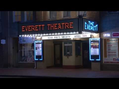 Everett Theater Dead Poets 25th Anniversary Trailer