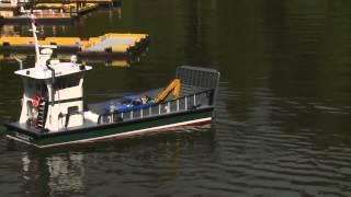 Flat Bottom Boat By B.a.m.m.