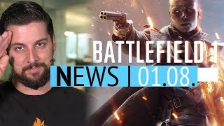 Battlefield 1 Revolution geleakt - Rockstar wegen GTA-Charakter verklagt - News